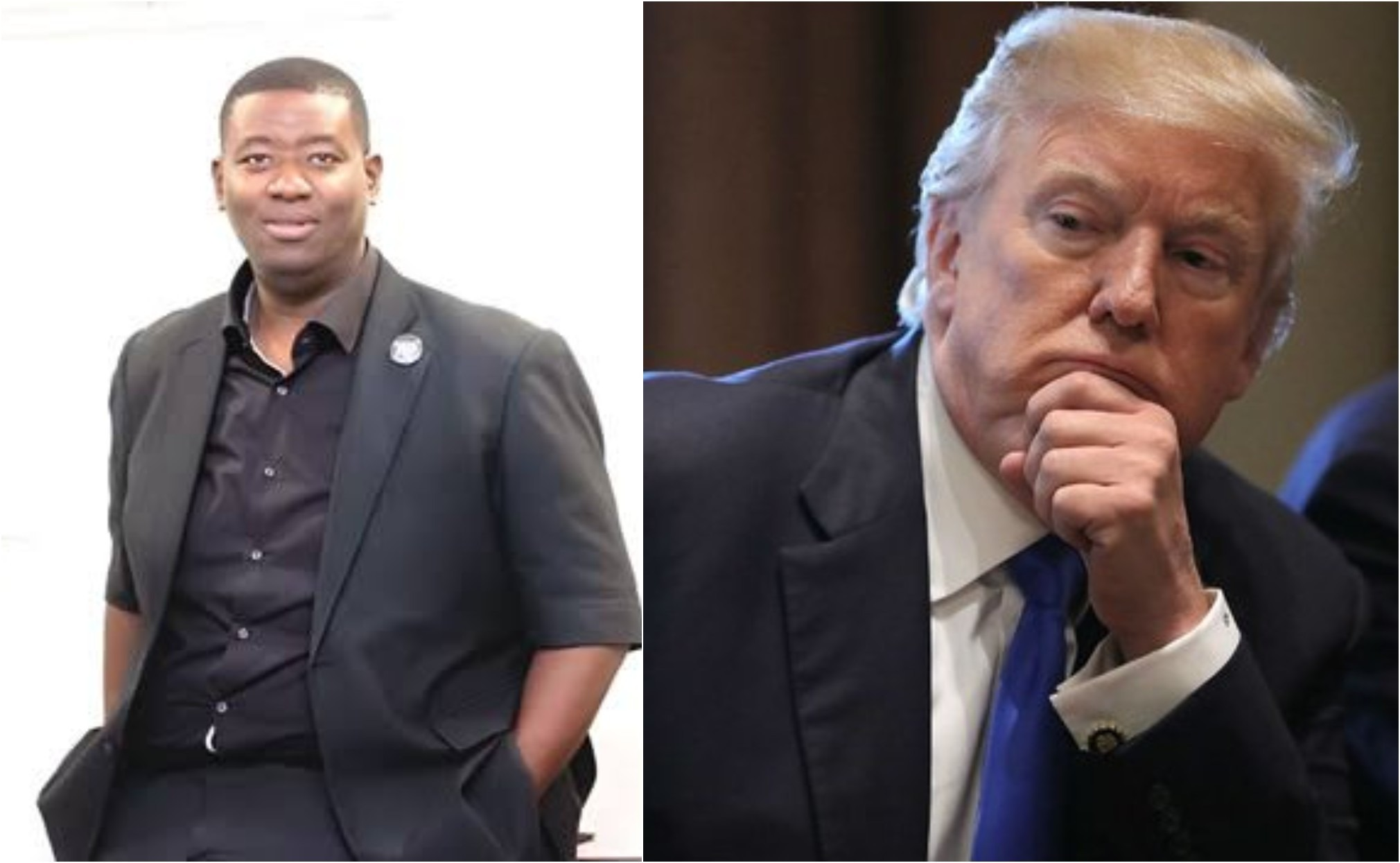 WWIII: 'Donald Trump Is An Inspiration' – Pastor Adeboye's Son