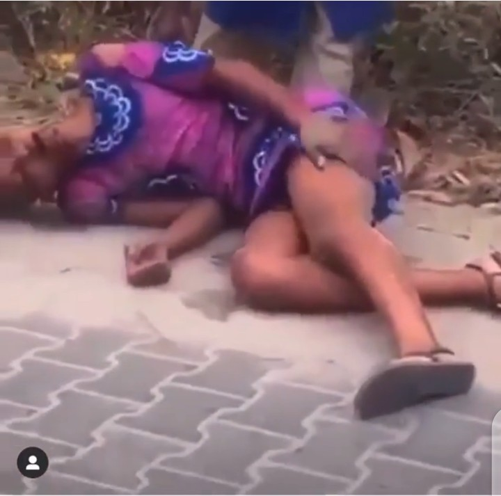 Nigerian Lady Ingests Sniper As Boyfriend  Leaves Her After A Four Year Relationship (Video)
