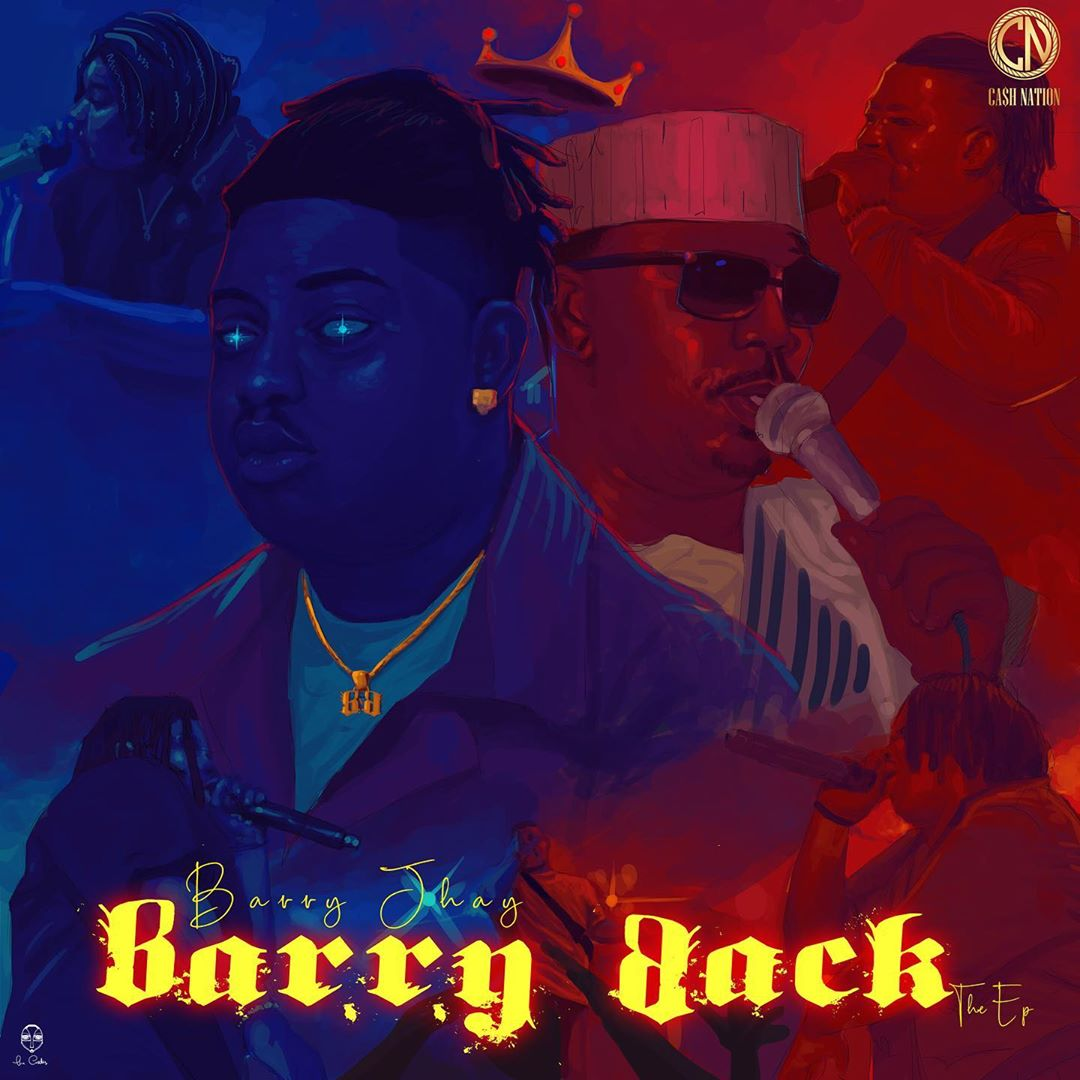 Barry Jhay – Barry Back (The EP)