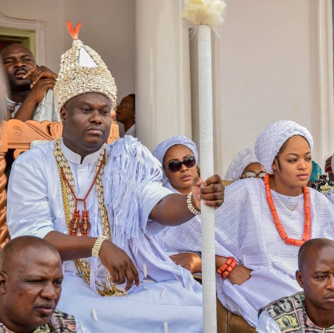 Ooni Of Ife Joins In The Celebration Of 'Ajé' Festival (Photos+Video)
