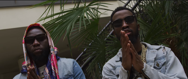 Music Video: AB Nabil ft ROMA – Down Low