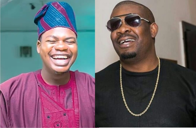 Mr. Macaroni Tells An Untold Story Of How Don Jazzy Transformed His Life Through DM.