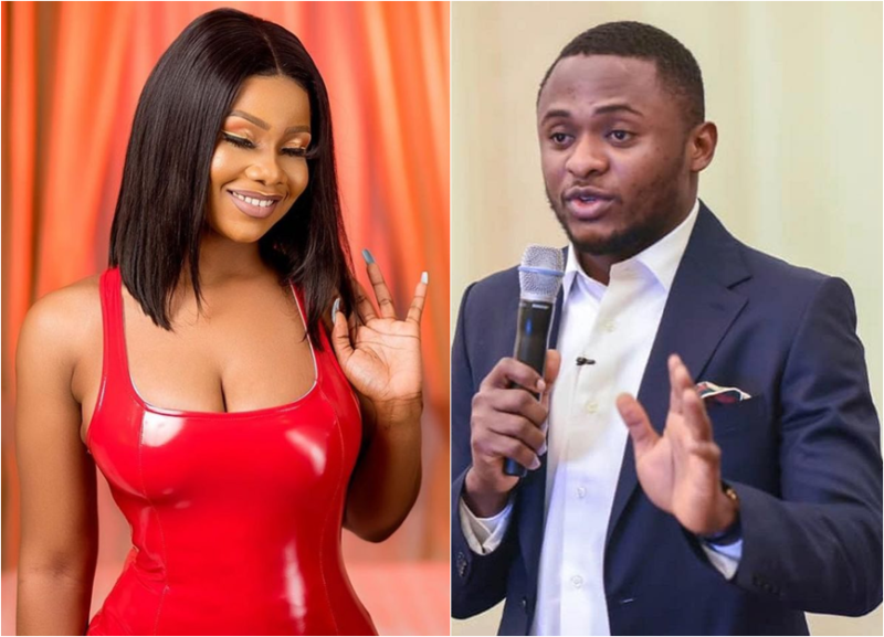Gbas Gbos!Have You Seen Ubi Franklin's  Slam To Tacha?? (Hot!!)