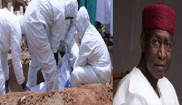 Finally Laid TO Rest! Burial of Abba Kyari (Photos)