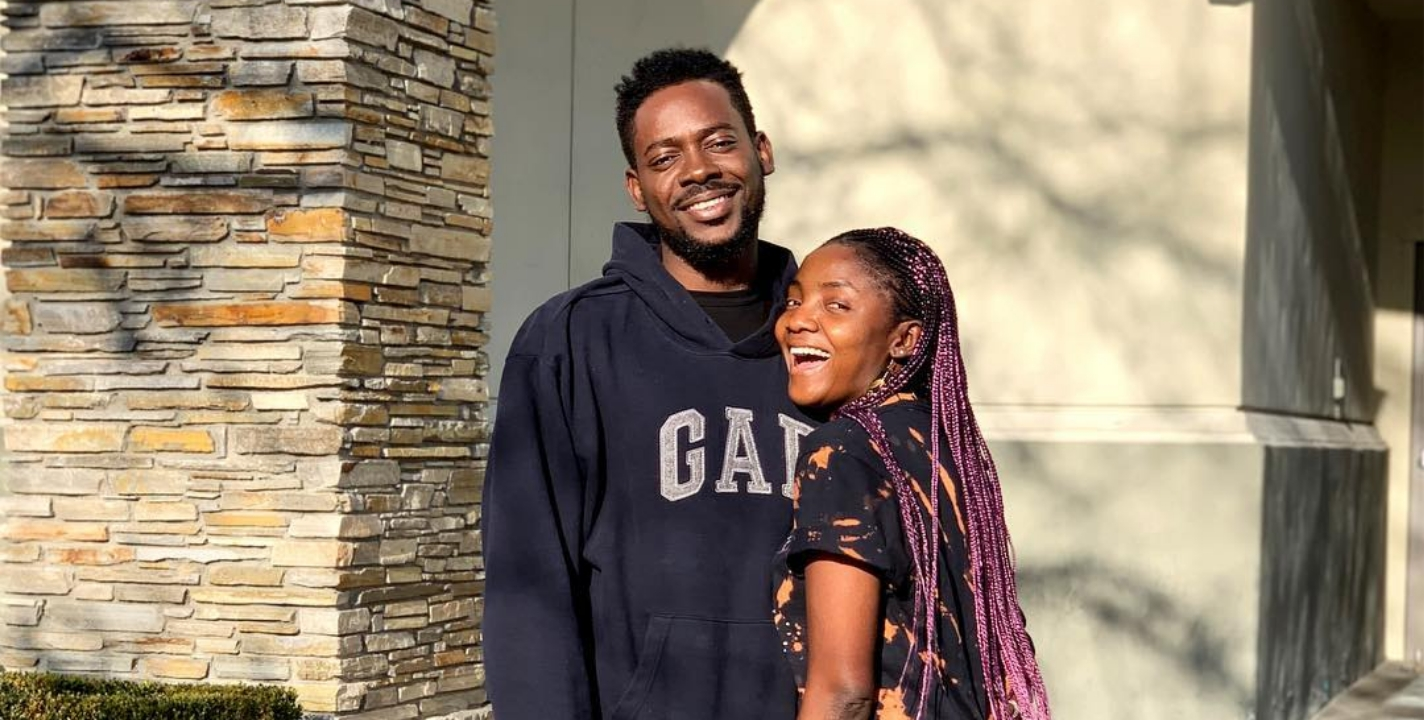 Adekunle Gold Celebrates Wife's Birthday Simi, With An Epistle Of Love