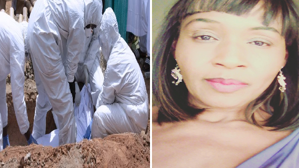 """The Body Buried Was Not Abba Kyari""-Kemi Olunloyo"