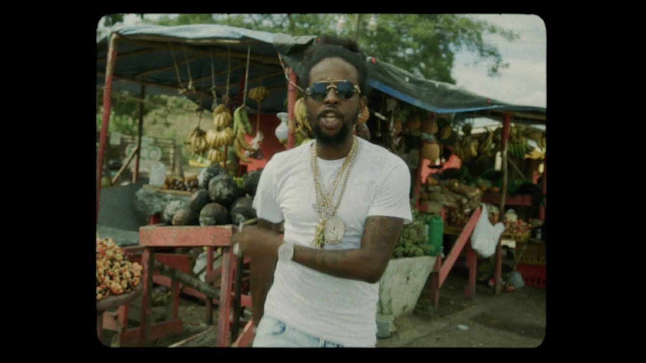 Music Video: Popcaan – Numbers Don't Lie Mp4