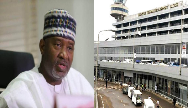 """The Airport Is Closed For Two More Weeks""-FG"