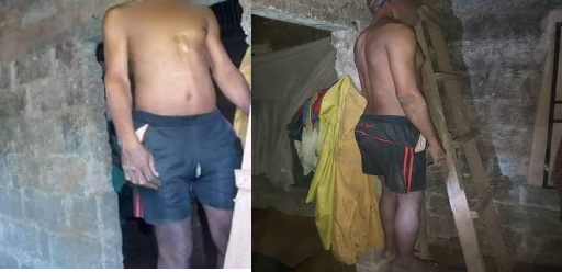 Man Hangs Himself In Mbaitoli, Imo State (Photos)