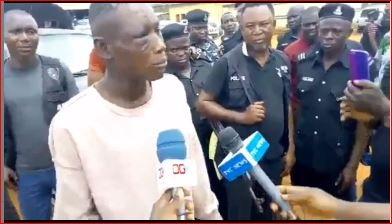 """We Bought It For N30,000""-Ogun State-Based Cultists Narrate Operation (Watch)"