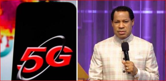 UK Forbids Pastor Chris For His COVID-19, 5G and Anti-Christ Remarks
