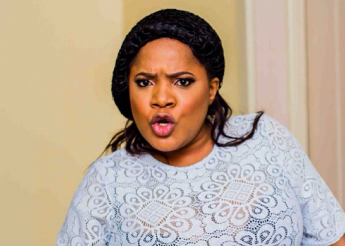 """""""Here's How To Support Your Husband During This Pandemic"""" -Toyin Abraham"""