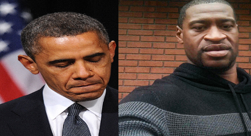 "George Floyd's Death: 'This Shouldn't Be ""Normal"" In 2020 America' – Barack Obama Explains"