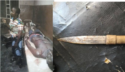 22-Year-Old Pregnant Wife Stabs Husband To Death In Nasarawa (Photos)