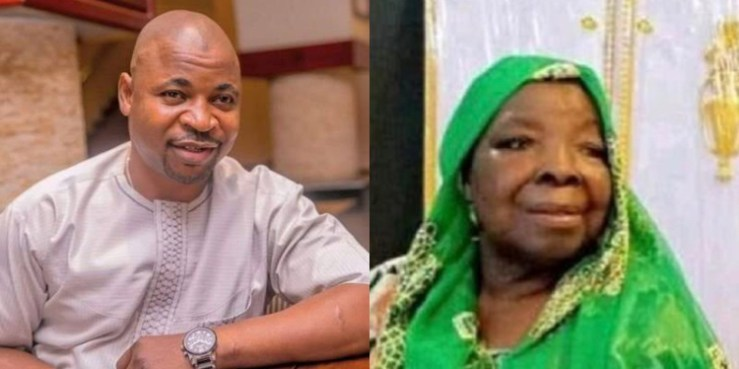 MC Olumo Loses His Mother At 87 (Drop Your Prayers For Him)