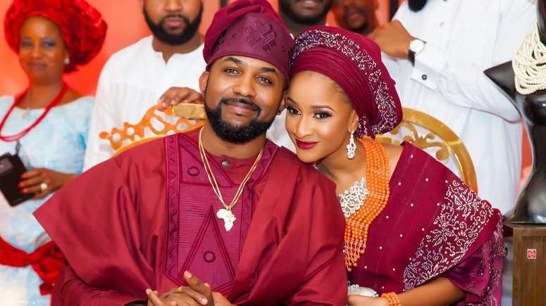 Banky W Writes Lovely Message For Wife As They Celebrate Third-Year Of Their Introduction