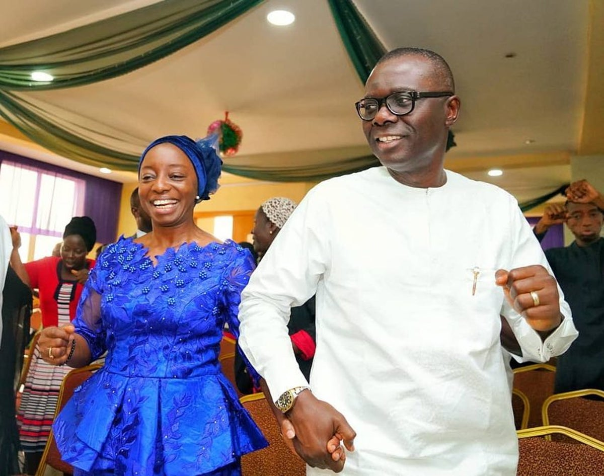 After The Third Test, Gov. Sanwo-Olu And Wife Test Negative To COVID-19