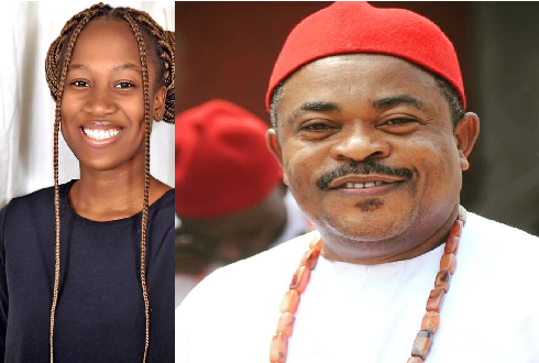 Have You Seen Veteran Actor, Victor Osuagwu's Daughter? (See Photos)
