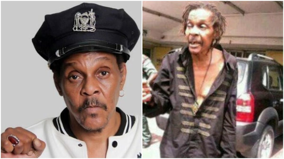 Just In: Music Legend, Majek Fashek Is Dead
