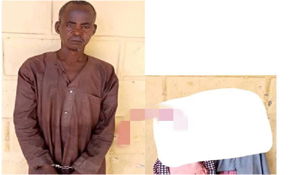 Yobe State Police Arrest 66-Year-Old Man Who Lures & Rapes Girls With Sweets