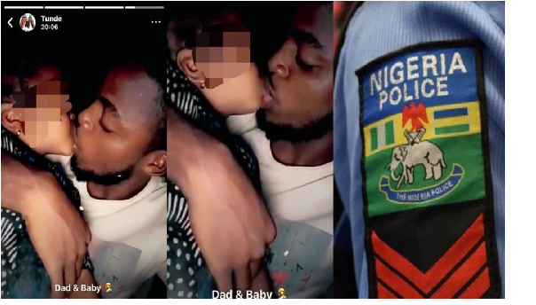 After One Day Of Search Launch, Police Arrests Man Who Kissed His Little Sister