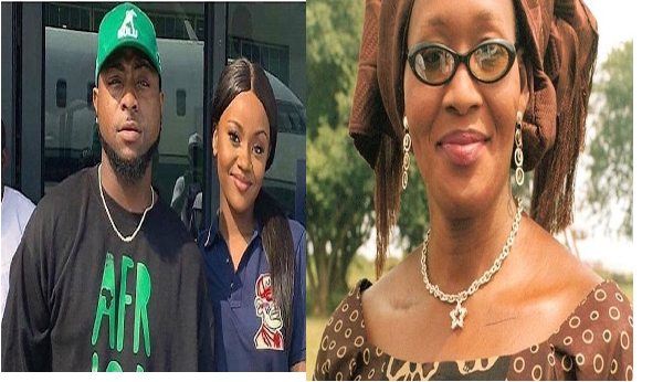 Kemi Olunloyo Claims Chioma Has Packed Out Of Davido's House