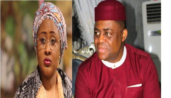 """""""Who is in charge of our Country?"""" FFK Reacts To The Aisha Buhari's Aides Saga"""