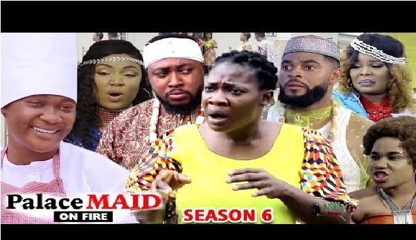 Palace Maid On Fire Season 6 Latest Nigerian 2020 Nollywood Movie || Mp4 Download