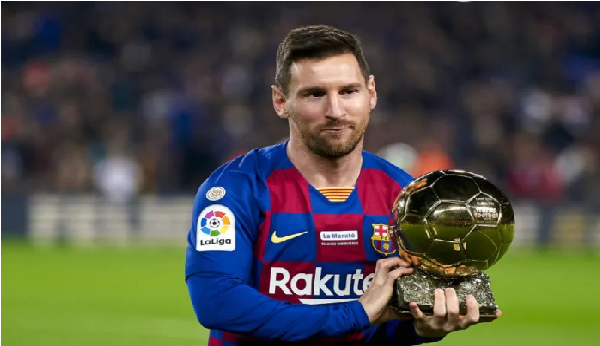 G.O.A.T: See Why Messi May Not Be Human; He Defiles Isaac Newton's Law Of Gravity