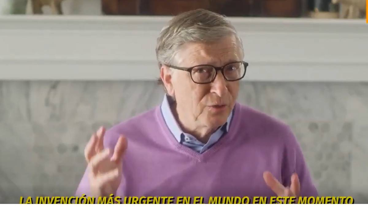 """Stop These Coronavirus Tests, They Are A Complete Waste"" – Bill Gates"