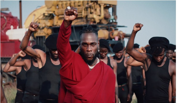Music Video: Burna Boy – Monsters You Made    Download Mp4