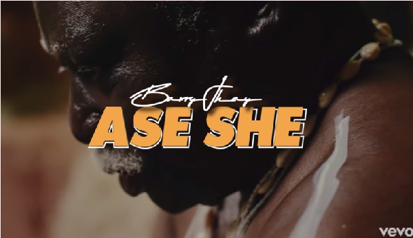 Video: Barry Jhay – Ashe She || Download Mp4