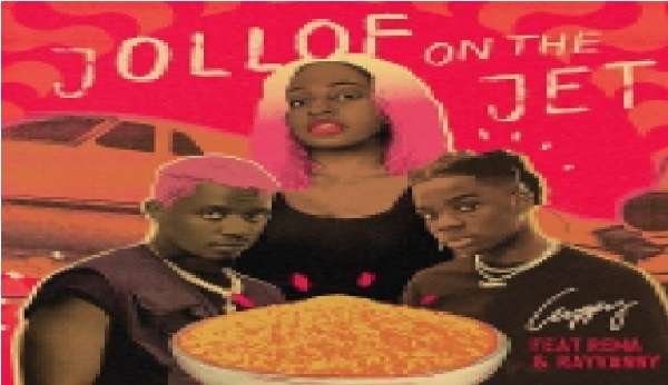 Cuppy – Jollof On The Jet Ft. Rema & Rayvanny (Animation Video)     Download Video