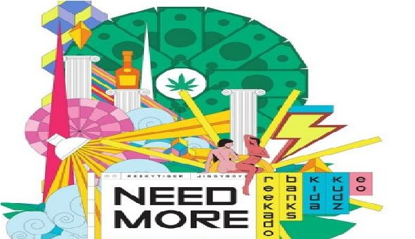 Music: Reekado Banks – Need More ft. Kida Kudz & EO || Mp3 Download