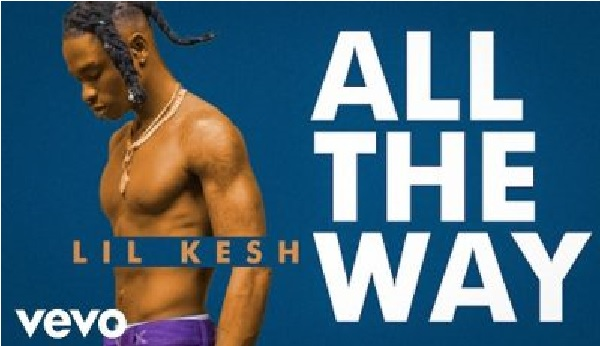 Music Video: Lil Kesh – All The Way || Download Mp4