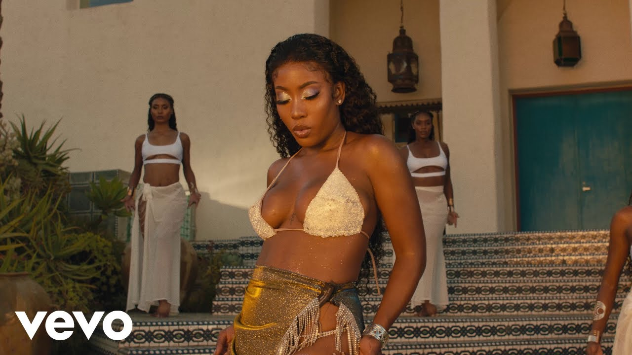 Music Video: Sevyn Streeter – Kissez ft. Davido