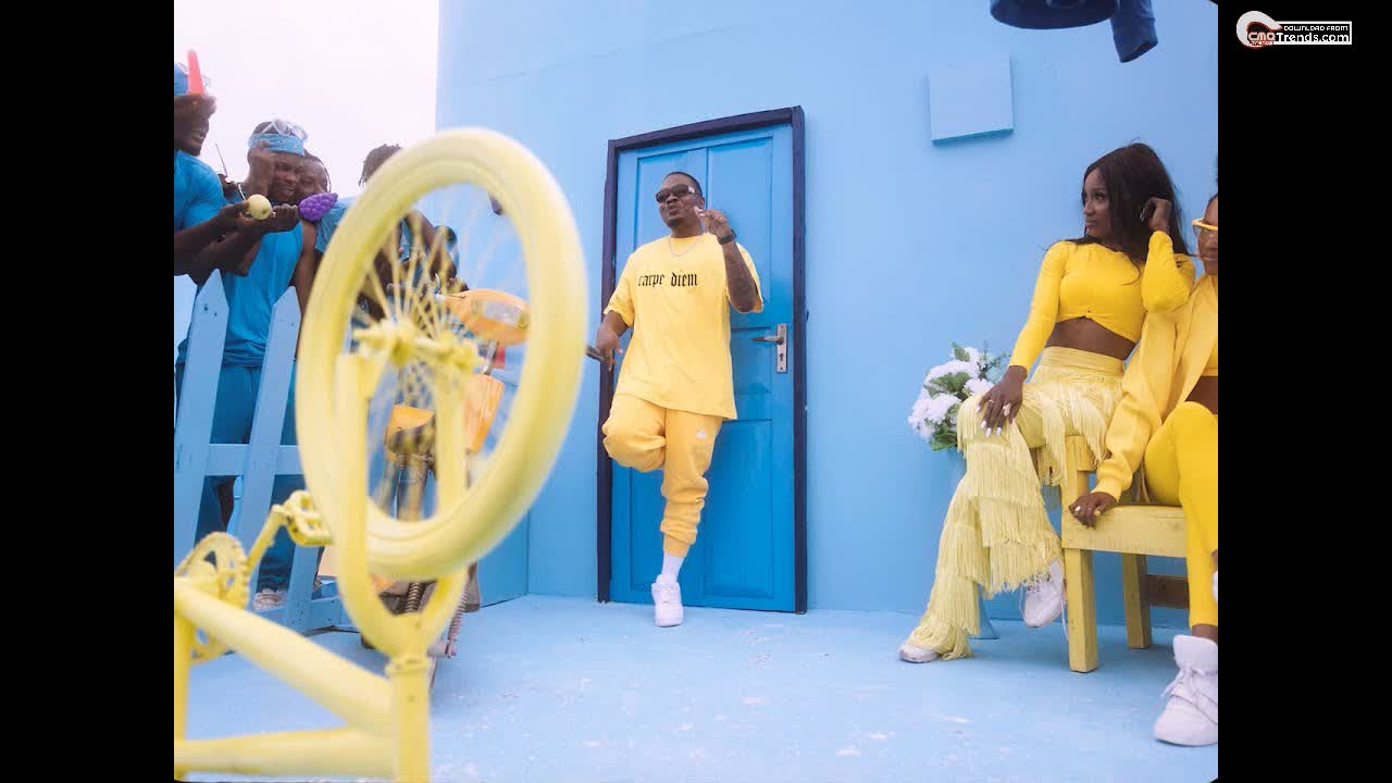 Music Video: Olamide – Green Light