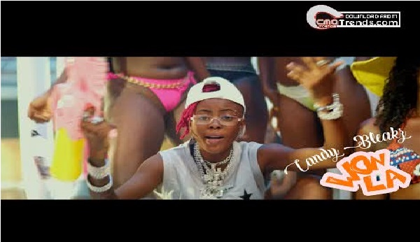 Music Video: Candy Bleakz – Won La || Download Mp4