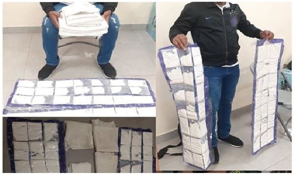 Police Nabbs 2 Men With Cocaine Worth N2bn in Lagos