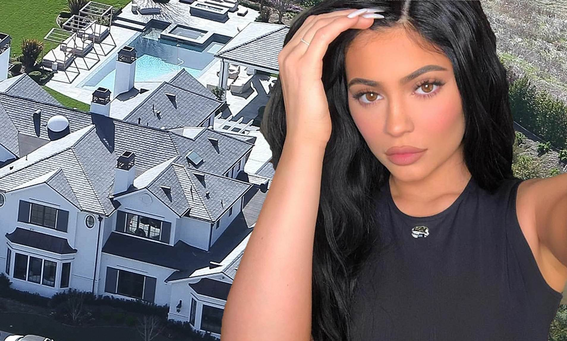 Kylie Jenner receives a security order against man sneaking into her neighbourhood to look for her