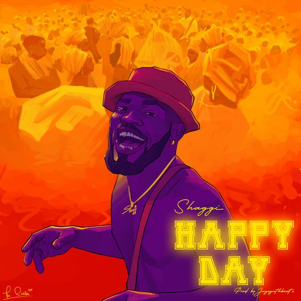 Music: Broda Shaggi – Happy Day