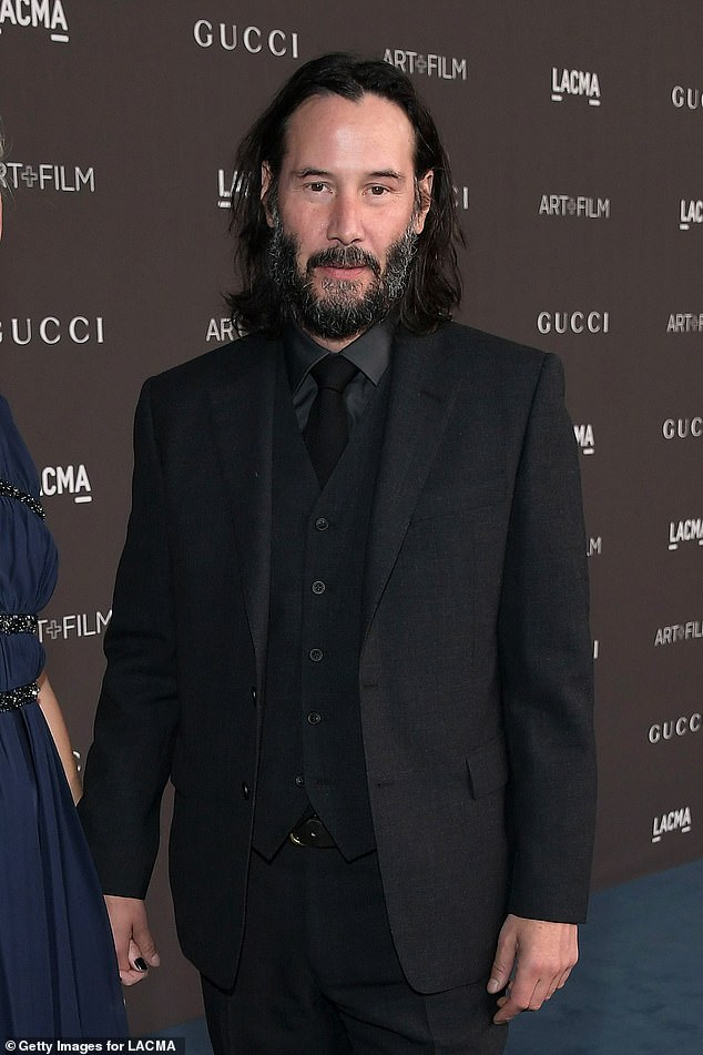 Keanu Reeves is set to star in and produce a new film and anime TV series based on his Brzrkr comic book for Netflix