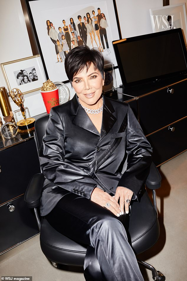 Kris Jenner admits she didn't know how to manage money and had 'never paid a bill' until her first divorce: 'That was the turning point for me'
