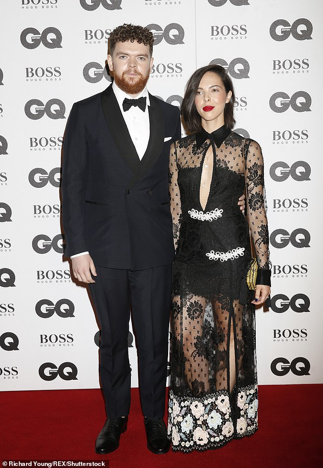 'I'm trying not to hold onto feelings of resentment and betrayal': Jack Garratt announces he is getting divorced from his wife Sarah after two years of marriage