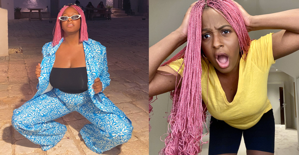 DJ Cuppy laments about her inability to sleep on twitter