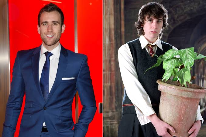 Matthew lewis not happy being recognized only by his 'Harry potter' character