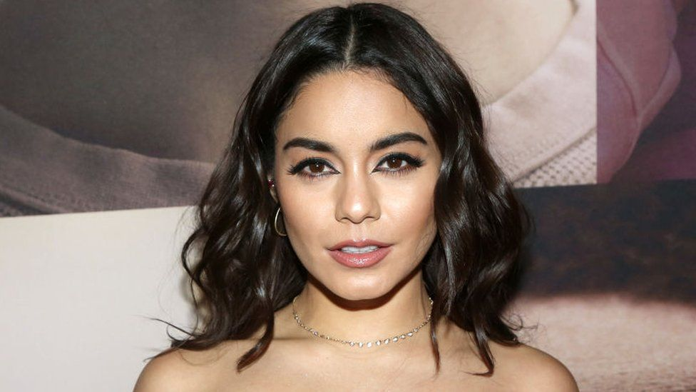 Vanessa Hudgens Showes Off Her Toned Abs And Legs In Multiple New Swimsuit Pics