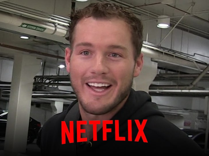 Colton Underwood's Journey as Out Gay Man Being Filmed for Netflix Series