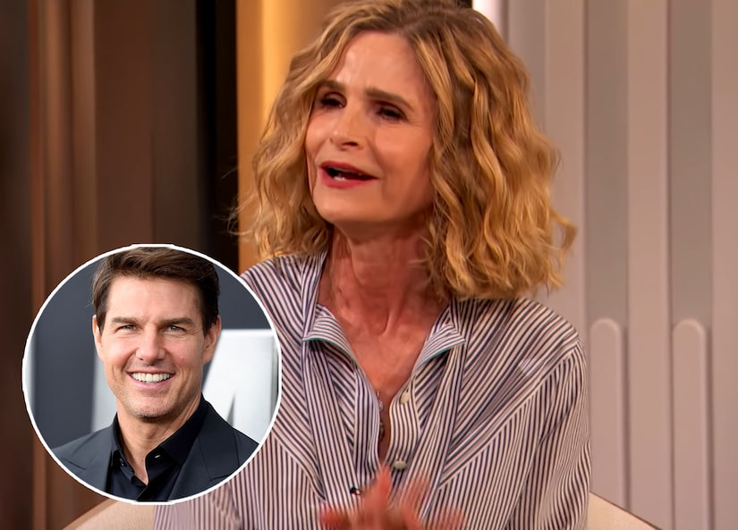 What Happened When Kyra Sedgwick Pressed Tom Cruise's Panic Button At His House