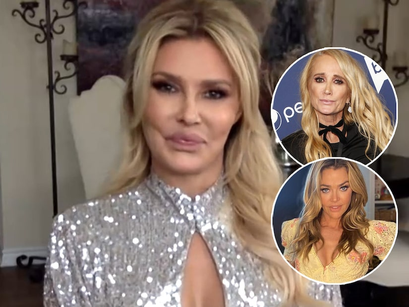Brandi Glanville 'Disappointed' By RHOBH, Reveals She's Still 'Fighting' with Kim Richards